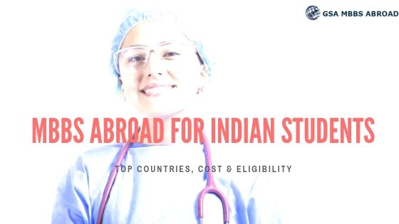 MBBS Abroad for Indian Students