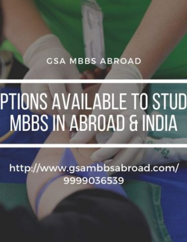 Study MBBS in Abroad for Indian Students, Study MBBS Abroad